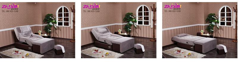 足浴床、浴足床、洗脚床、沐足床、足疗床、ZXB106、智信家具